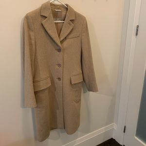 Authentic MaxMara / Wool Coat